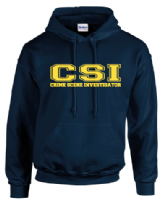 CSI HOODIE - INSPIRED BY CSI LAS VEGAS MIAMI NEW YORK